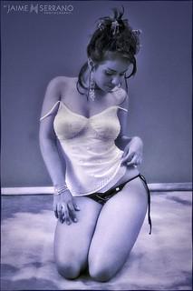 Erótica in Blue...