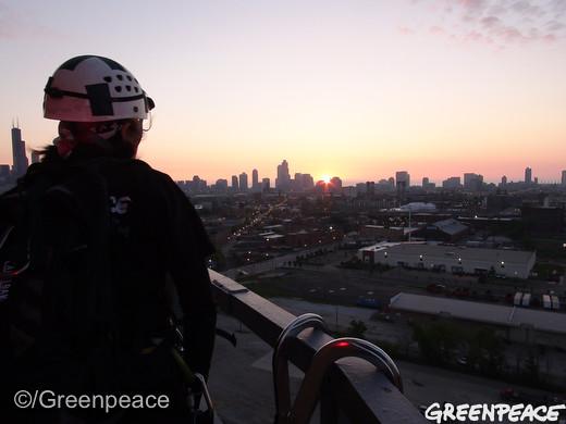 Chicago Smokestack