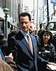 """Anthony Weiner, NYC, May 2011 (Pre-""""Weine..."""