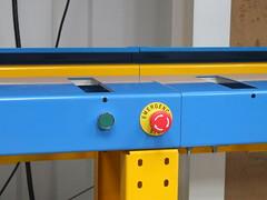 DSCF1207 (merrycath) Tags: engineering metalwork punching metalworking sawing milling steelwork accustop lengthstop accustoplengthstopmachine lengthstopmachine