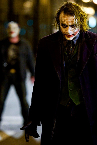 ipod touch wallpaper joker. The Joker iPhone Wallpaper