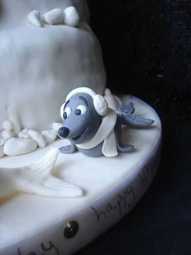 Deniz Kızları Pastası