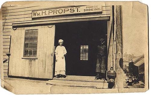 Propst Horseshoeing, Hudson, NY
