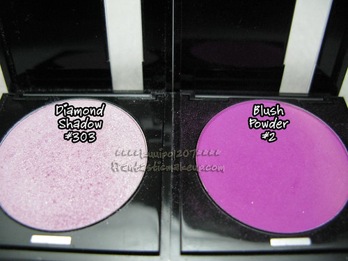 Make Up Forever Eye Shadow #303 & #2