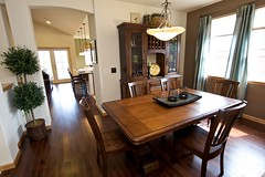 Montreaux Active Adult Community dining room (landedgentryhomes) Tags: homes landed communities gentry