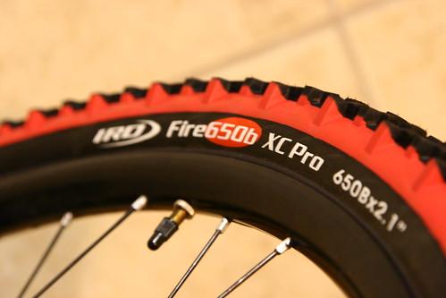 IRD Fire 650B XCPro