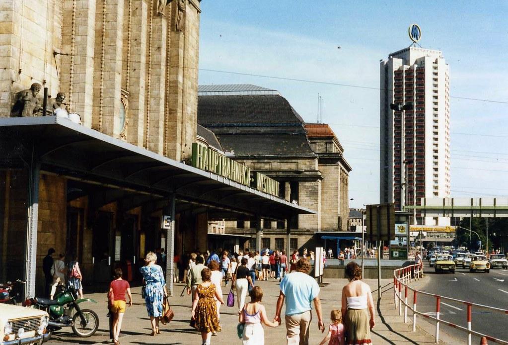 Leipzig - Hotel Metropol Aug 1988
