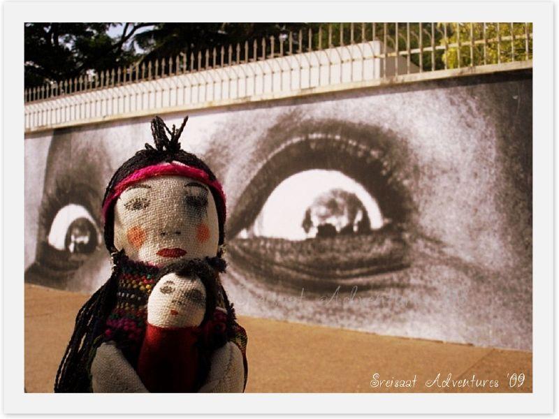 Miss Igorota and Le Big Brother
