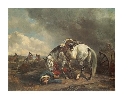 024-Fiel amigo 1871-oleo-Juliusz Kossak