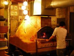 柴燒窯烤Pizza
