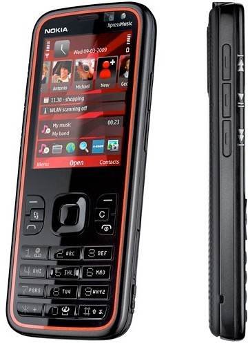 NOKIA 5630 XpressMusic by you.