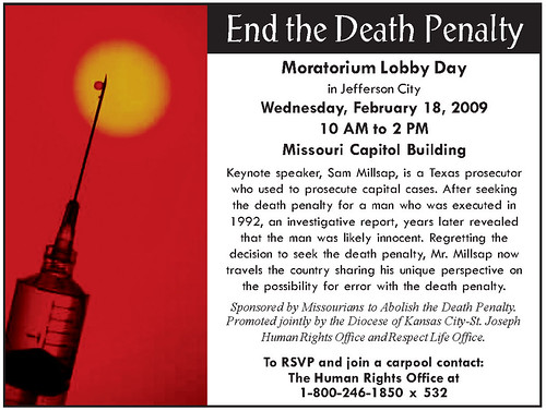 2009_Death_Penalty_Lobby_Day
