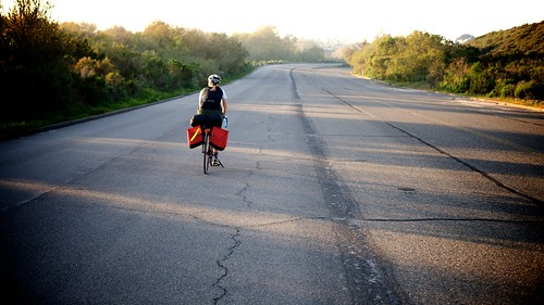 If Only Every Bike Path Were As Wide As An Abandoned Highway