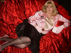 West Wales 09 (Jenni Makepeace) Tags: wales female tv cd bbw tgirl transgender transvestite welsh trans satin fromwales