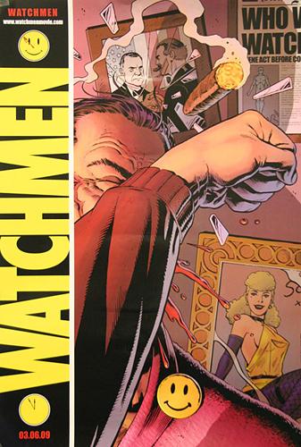 Watchmen Poster 2