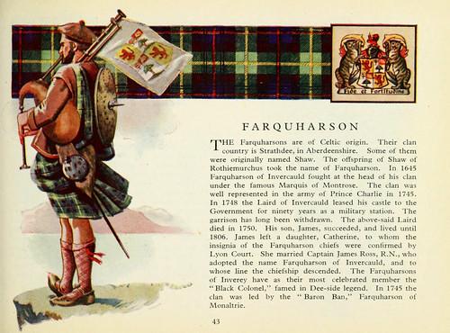 006- Clan Farquharson