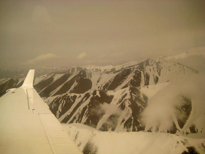 enroute Bamyan