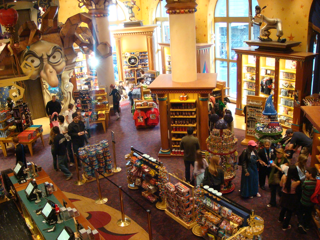 The World of Disney Store