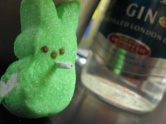 Peep Wars! (daradactyl) Tags: bunny chicks peeps peepwars