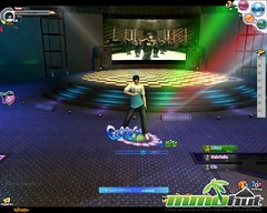 5street club dance (MMOHut) Tags: music game dancing snail mmo 5street