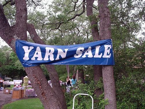 """Yarn Sale"""