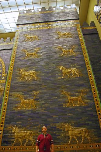 Ishtar gate (babylon)