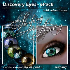 DiscoveryEyes 6pack : SLDiscovery Hunt Gift