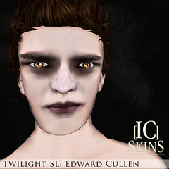 edward cullen square