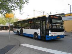 Veolia bus 5051 Tilburg NS (Arthur-A) Tags: bus netherlands buses nederland autobus tilburg brabant noordbrabant daf bussen veolia