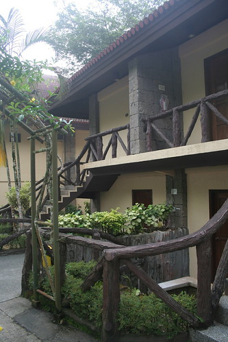Duplex-style suites at Estancia Resort