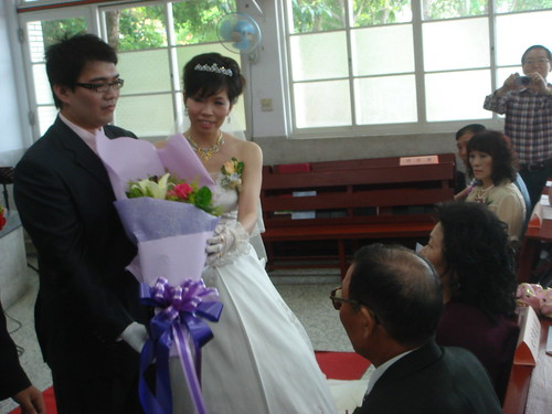 Thanking Bride's Parents
