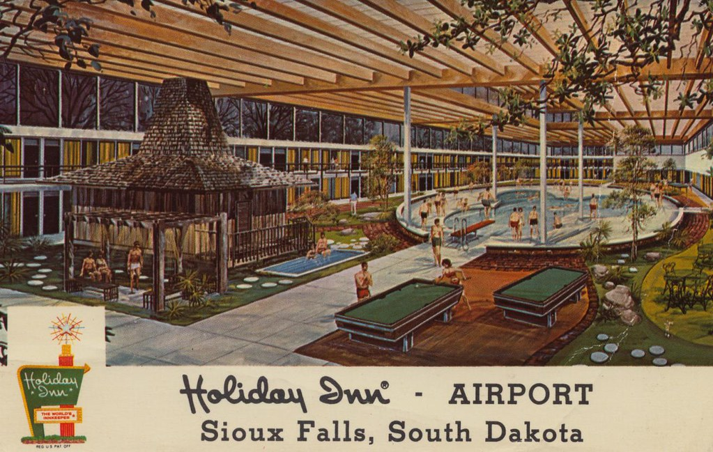 Holiday Inn Airport - Sioux Falls, South Dakota