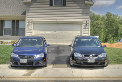 Clean VWs HDR