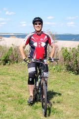Biking by the Beach in Startford (5/10/2009) - 07