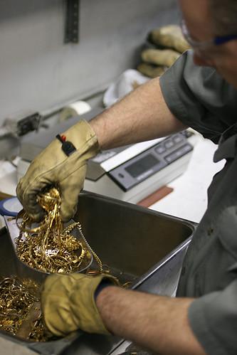 Scrap Gold Is Ready