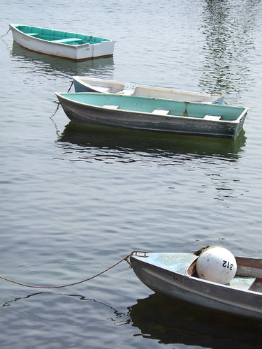 Boats in Kittery, Maine