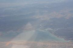 california arial view cloud (kradhakr) Tags: california cloud view arial