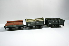 HWLR open wagons
