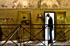 Block 16 (Funky64 (www.lucarossato.com)) Tags: abandoned luca prison jail block jailhouse prigione carcere abbandono cella lucarossato funky64