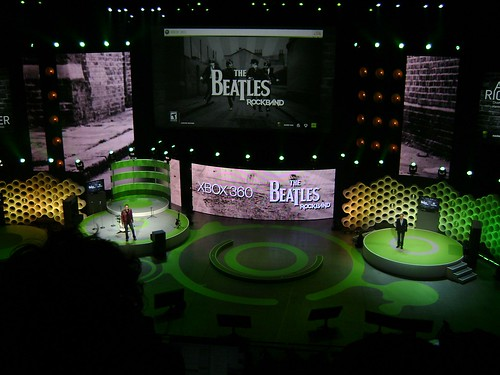 The Beatles Inspire MTV Video Games-Rel  09-09-09 | The