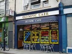 Picture of Olympic Cafe, SW6 7RE
