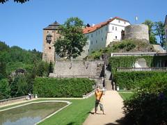 Замок Бечов над Теплою