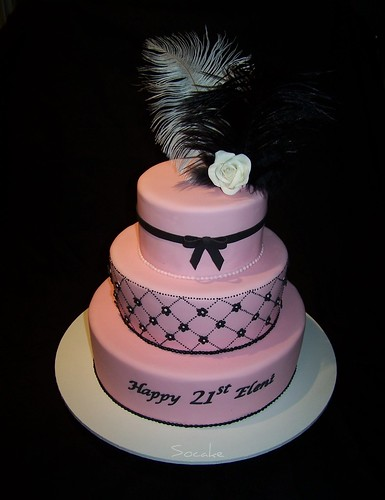 Special 21st Birthday Cake Designs