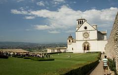 Church of St. Francis (baristakay) Tags: italy church catholic assisi