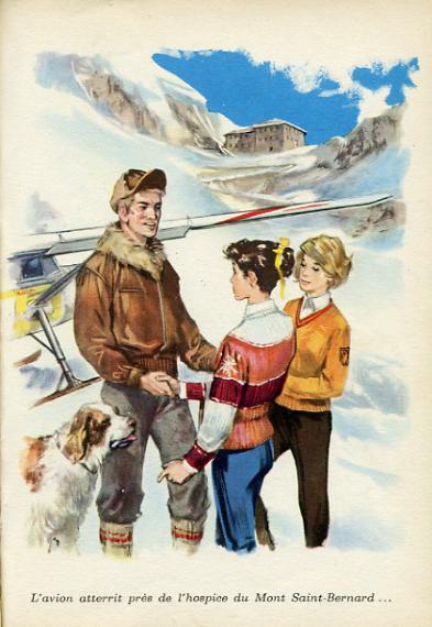 Le secret du chalet suisse by, Carolyn KEENE -image