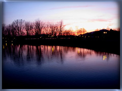 Spring Sunset 2 (Lara-queen) Tags: sunset reflection nature beautiful night montagne canon ilovenature spring awesome lac explore reflet nuit printemps couleur crepuscule estrie cielbleu beautifulphoto abigfave impressedbeauty irresitiblebeauty diamonclassphotographer top20blue theunforgettablepictures platinumheartaward platinumheartawards goldstaraward quynhvu natureselegantshots thebestoftheday soleicouchant reflectionslovers laraqueen