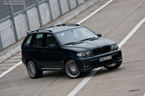 BMW X5 Hamann by Wojciech
