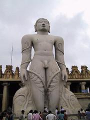 BrunoRaymond_20090708_IMG_0455 (Wild Pixels) Tags: india statue karnataka shravanabelagola sravanabelgola