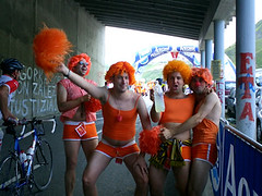 Orange Men, Tourmalet