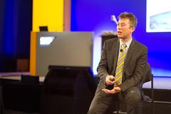 SAP's CSO, Peter Graf